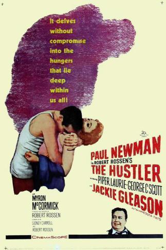 The Hustler Impressão original