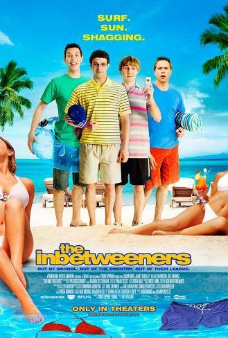 The Inbetweeners Movie Masterprint