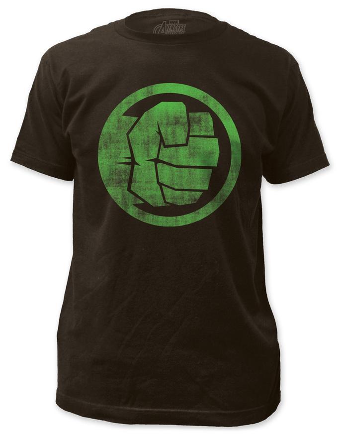The Incredible Hulk Fist Bump Slim Fit Shirts At Allposters
