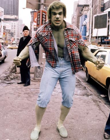 The Incredible Hulk Photo