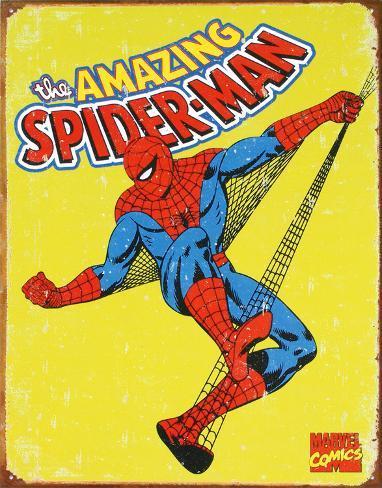 The Incredible Hulk Tin Sign