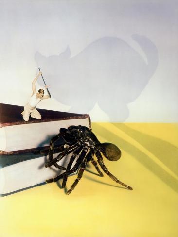 The Incredible Shrinking Man, 1957 Lámina giclée