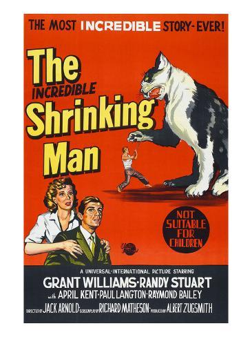 The Incredible Shrinking Man, 1957 Photo