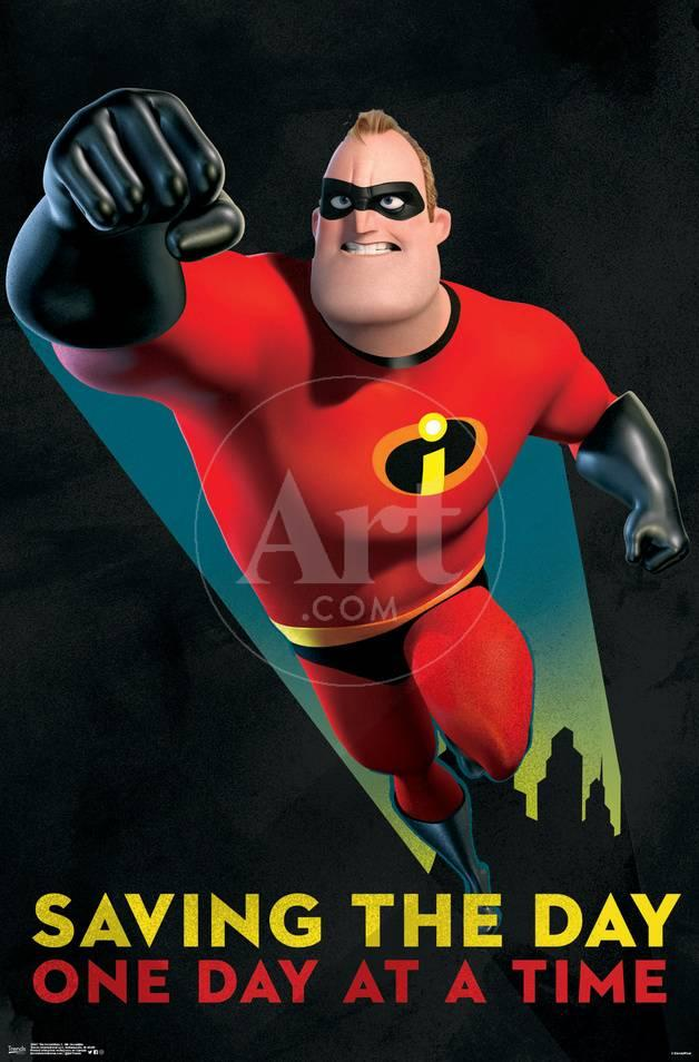 the incredibles 2 mr incredible posters at allposters com