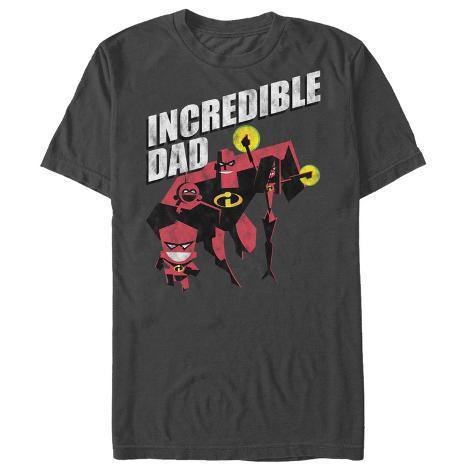 The Incredibles- Hero Dad T-Shirt