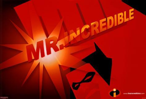 The Incredibles Original Poster