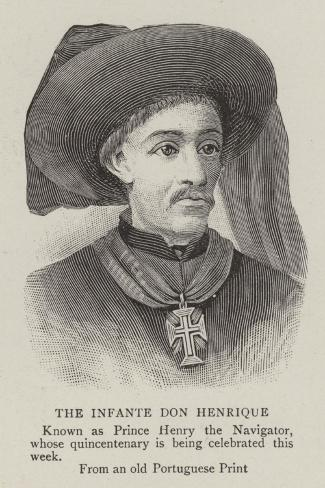 The Infante Don Henrique Giclee Print