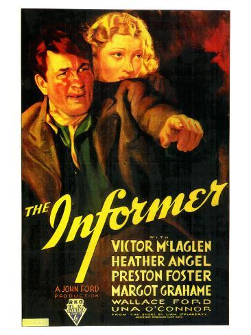 The Informer, 1935 Konstprint