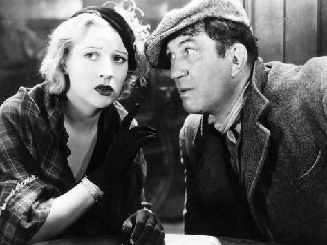 The Informer, from Left: Margot Grahame, Victor Mclaglen, 1935 Photo