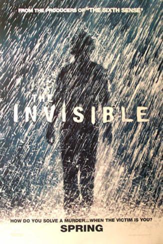 The Invisible Originalposter
