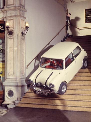 The Italian Job, 1969 Photo