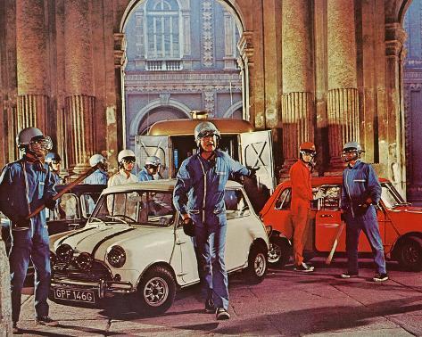 The Italian Job (1969) Photo