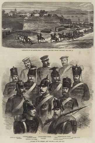 The Italian Quadrilateral Giclee Print