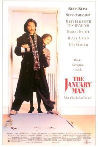 The January Man Original Poster