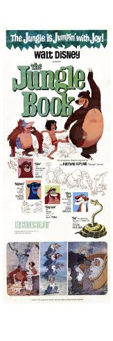 The Jungle Book, 1967 Konstprint