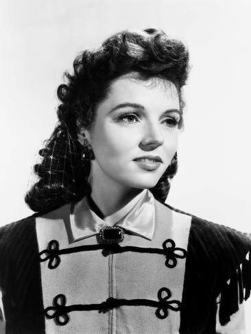 The Kansan, Jane Wyatt, 1943 Photo