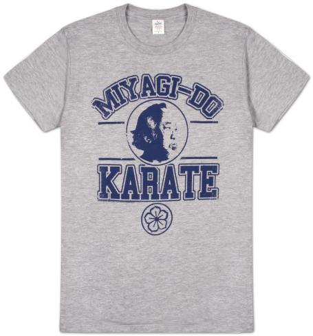 The Karate Kid - Miyagi-do Karate T-Shirt