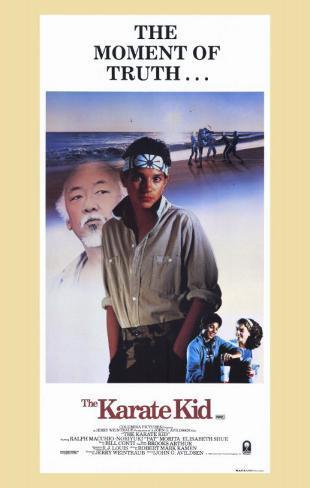 The Karate Kid Masterprint