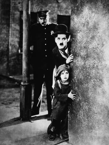 The Kid, 1921 Impressão fotográfica