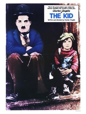 The Kid, 1921 Impressão artística