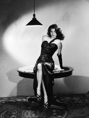 The Killers 1946 Directed by Robert Siodmak Ava Gardner Photo