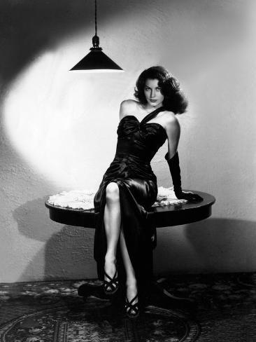 The Killers, Ava Gardner, 1946 Photo