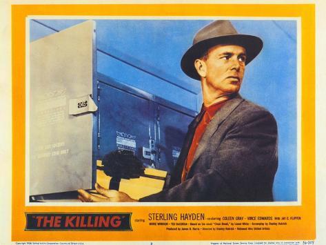 The Killing, 1956 Art Print
