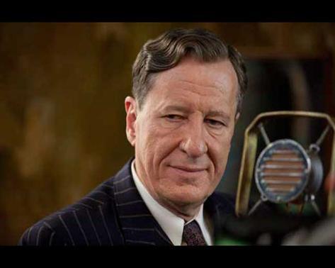 The King's Speech - Geoffrey Rush Foto