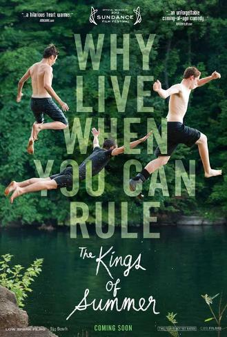 The Kings of Summer Movie Poster Masterprint