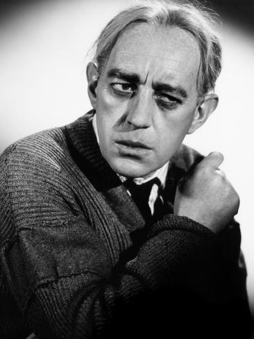 The Ladykillers, Alec Guinness, 1955 Stretched Canvas Print