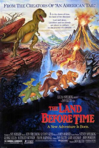 The Land Before Time Masterprint
