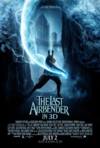 The Last Airbender (Jackson Rathbone) Movie Poster Póster original