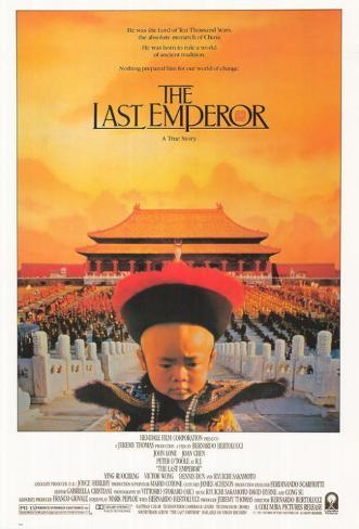 The Last Emperor Masterprint