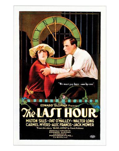 The Last Hour - 1923 Giclee Print