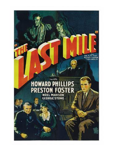 The Last Mile Art Print