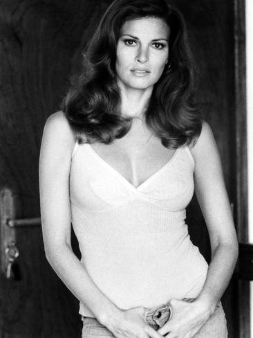 The Last of Sheila, Raquel Welch, 1973 Photo