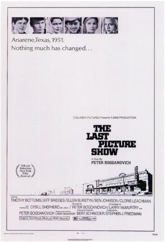 The Last Picture Show Masterprint