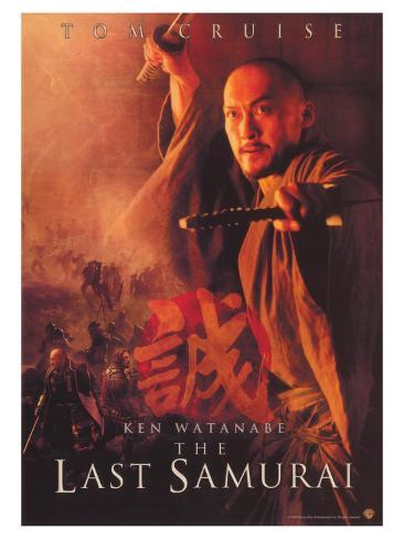 The Last Samurai, 2003 Stretched Canvas Print