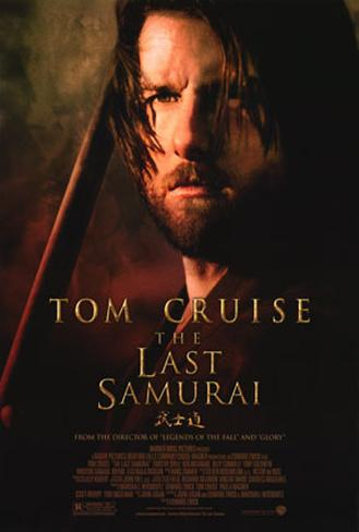 The Last Samurai Original Poster