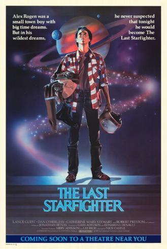The Last Starfighter ポスター