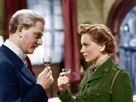 The Life And Death Of Colonel Blimp, (AKA The Adventures Of Colonel Blimp), 1943 写真