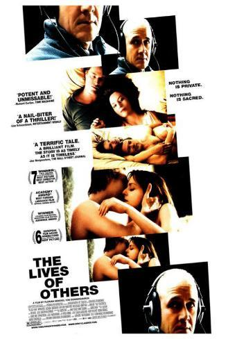 The Lives of Others Poster