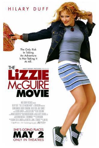 The Lizzie McGuire Movie Pôster