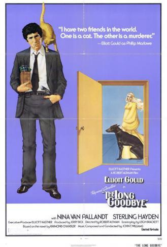 The Long Goodbye Poster