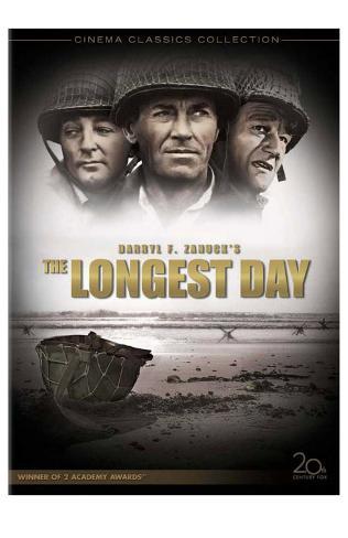 The Longest Day, 1962 Masterprint