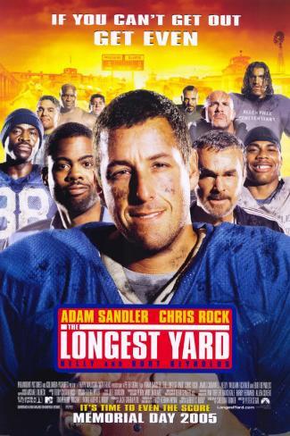 The Longest Yard Masterprint