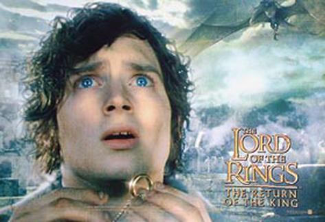 The Lord Of The Rings: The Return of the King Pôster