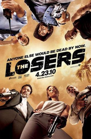 The Losers Original Poster