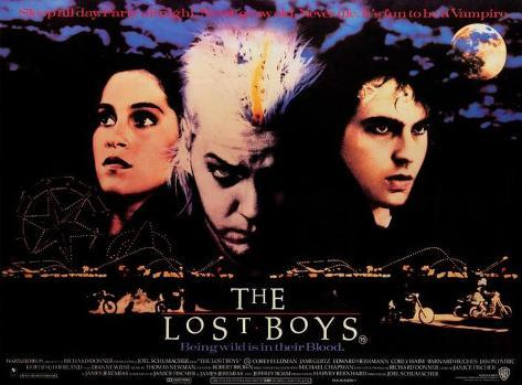 The Lost Boys - Brazilian Style Pôster