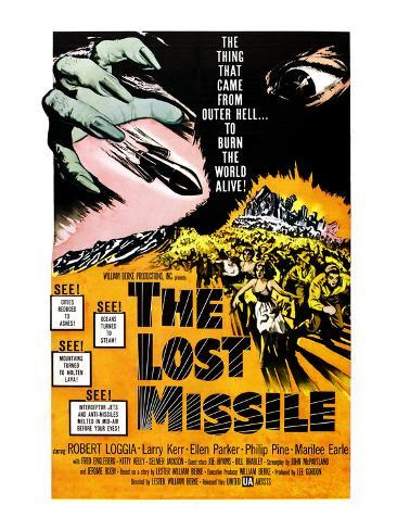 The Lost Missle, 1958 Foto